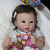 Куклы и игрушки ручной работы. Ярмарка Мастеров - ручная работа Кристочка.... Handmade.