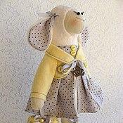 Куклы и игрушки ручной работы. Ярмарка Мастеров - ручная работа Овечка - символ 2015 года!. Handmade.