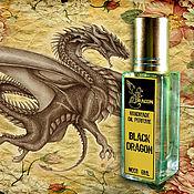 Духи ручной работы. Ярмарка Мастеров - ручная работа Масляные Духи «Black Dragon» - (Черный Дракон). Handmade.