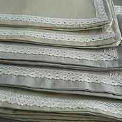 Для дома и интерьера handmade. Livemaster - original item Pillowcases 100% LINEN assortment(set of 2 PCs). Handmade.