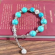 Украшения handmade. Livemaster - original item Set of jewelry made of natural stones