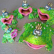 Фен-шуй и эзотерика ручной работы. Ярмарка Мастеров - ручная работа Денежные жабы, жабсы, жабки, лягушки .... Handmade.