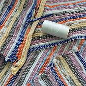 Деревенские самотканные коврики