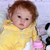 Куклы и игрушки ручной работы. Ярмарка Мастеров - ручная работа кукла реборн Марийка ( молд Шеннон). Handmade.