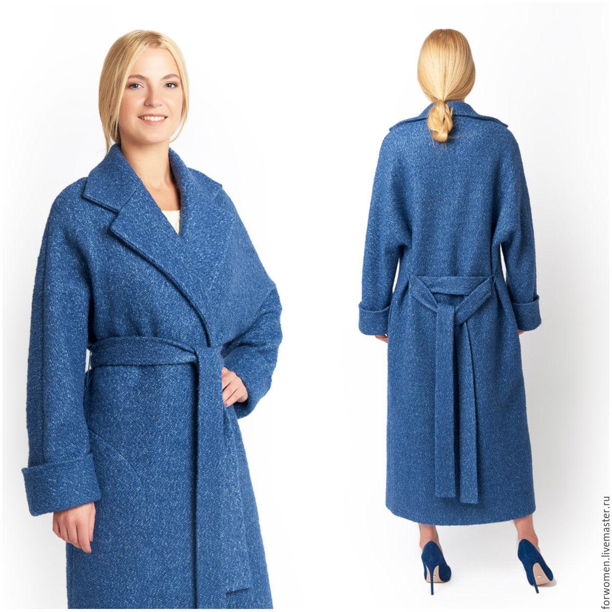 Как сшить зимнее пальто самой