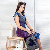 """Одежда ручной работы. Ярмарка Мастеров - ручная работа платье """" соло"""". Handmade."""