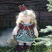 Куклы и пупсы ручной работы. Ярмарка Мастеров - ручная работа Кукла текстильная интерьерная или игровая Рапунцель. Handmade.