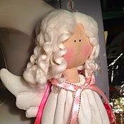 Куклы и игрушки ручной работы. Ярмарка Мастеров - ручная работа Ангел счастья Адель. Handmade.