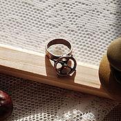 """Украшения ручной работы. Ярмарка Мастеров - ручная работа Кольцо """"Вентиль"""". Handmade."""