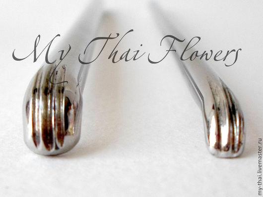 Стек - лапка для флористики. My-Thai.  Материалы для флористики из Таиланда.