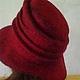 """Шляпы ручной работы. Заказать шляпа """"Испания"""". Инна Барденкова (innabardenkova). Ярмарка Мастеров. Шляпа с полями, шляпа женская"""