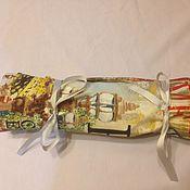 Для дома и интерьера ручной работы. Ярмарка Мастеров - ручная работа Органайзер для мелочей. Handmade.