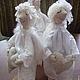 Коллекционные куклы ручной работы. Ярмарка Мастеров - ручная работа. Купить ангел сердечный. Handmade. Ангел, подарок девушке