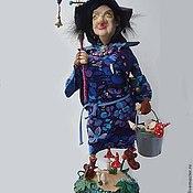Куклы и игрушки ручной работы. Ярмарка Мастеров - ручная работа ВИККИ Экспресс доставка. Handmade.