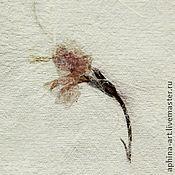 """Картины и панно ручной работы. Ярмарка Мастеров - ручная работа Коллекция """"Аврора"""" - арт-бумага ручной работы. Handmade."""