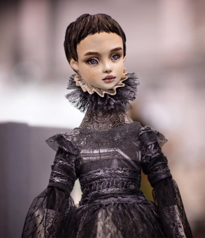 Матильда, Портретная кукла, Львов,  Фото №1