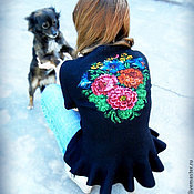Одежда handmade. Livemaster - original item Jacket from the collection