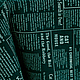 №3 - темно-зеленый фон