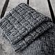 Носки, Чулки ручной работы. Носки вязаные Chess. Elen_K. Ярмарка Мастеров. Носки вязаные, теплые носки, шерстяные носки