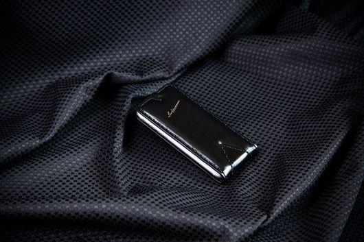 Для телефонов ручной работы. Ярмарка Мастеров - ручная работа. Купить Чехол для iPhone 5/5s /se The Black Edition № 75. Handmade.
