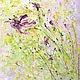 масло холст мастихин картина жирная рельефная