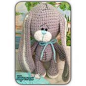 Куклы и игрушки ручной работы. Ярмарка Мастеров - ручная работа Мишки-зайцы Тедди. Handmade.