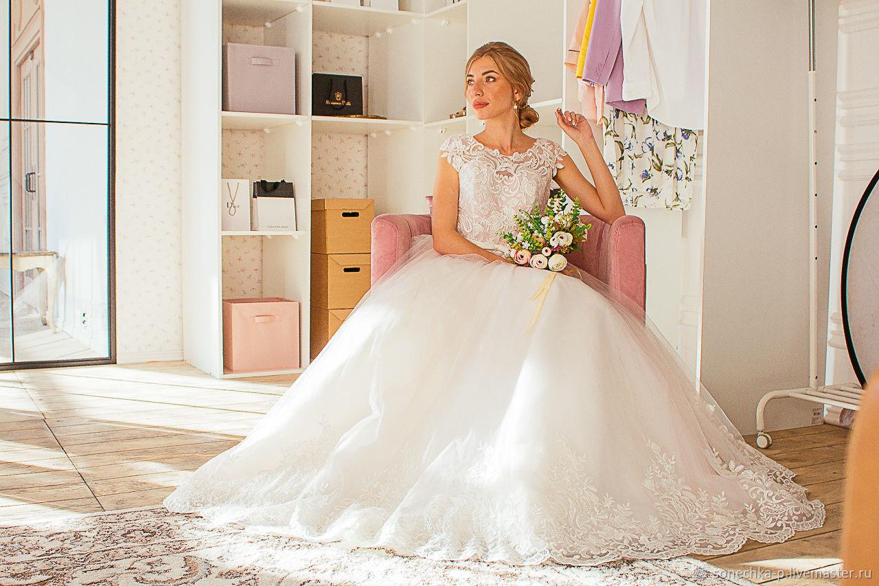 Свадебное платье Дрим, Платья, Красноярск,  Фото №1