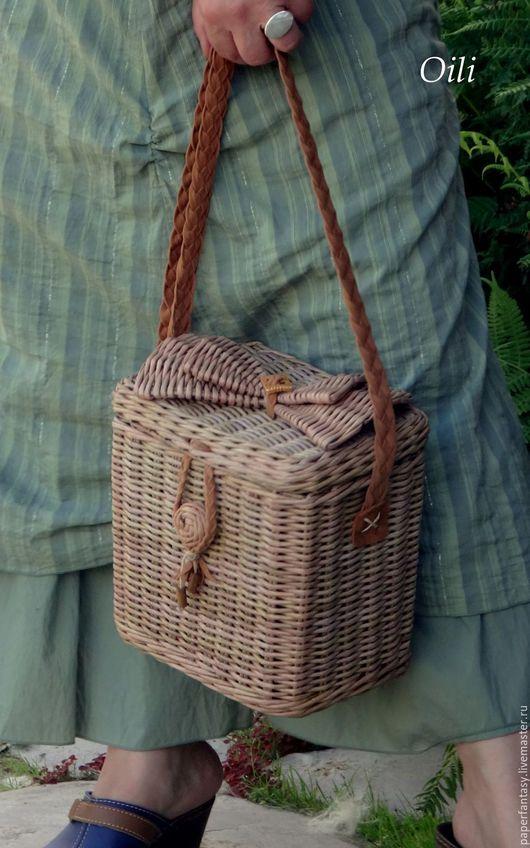 Сумки и аксессуары ручной работы. Ярмарка Мастеров - ручная работа. Купить сумка женская. Handmade. Бежевый, удобная