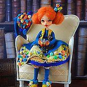 Куклы и игрушки handmade. Livemaster - original item Cook. Dolls. OOAK. Handmade.