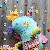 Куклы и игрушки ручной работы. Ярмарка Мастеров - ручная работа Непонятный зверь. Мягкая игрушка.. Handmade.