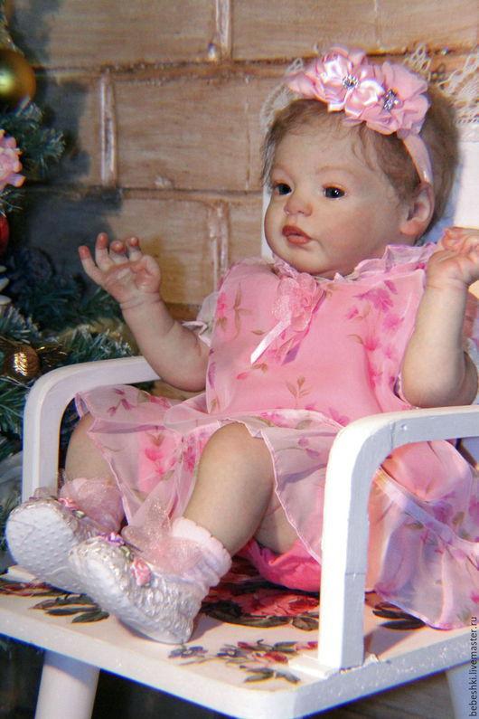 Куклы-младенцы и reborn ручной работы. Ярмарка Мастеров - ручная работа. Купить куклы реборн девочка. Handmade. Кукла реборн