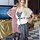 Платье-бюстье из натурального шелка стрейч ,отделка натуральной кожей от российского дизайнера Анны Сердюковой (Дом Моды SEANNA). Шьем по индивидуальным меркам на любой размер. Быстрая доставка в любу
