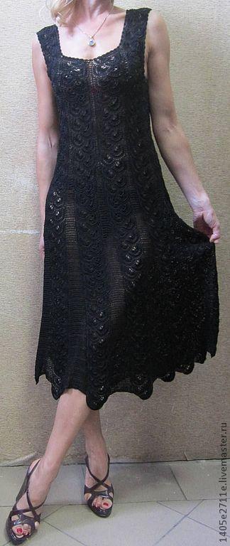 """Платья ручной работы. Ярмарка Мастеров - ручная работа. Купить Кружевное платье """" Ретро"""". Handmade. Ленточное кружево, ретро"""