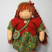 Куклы и игрушки ручной работы. Ярмарка Мастеров - ручная работа Рыжик , 30 см.. Handmade.