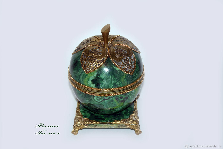 Jewelry box Apple Temptation, Box, Volgograd,  Фото №1