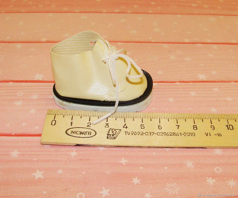 Ботинки для куклы , 5-6 см, Аксессуары для кукол и игрушек, Темрюк,  Фото №1