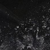 Материалы для творчества ручной работы. Ярмарка Мастеров - ручная работа Натуральная замша. Звездопад.. Handmade.