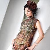 """Одежда ручной работы. Ярмарка Мастеров - ручная работа платье """"Kenya Sunset"""". Handmade."""