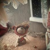 """Куклы и игрушки ручной работы. Ярмарка Мастеров - ручная работа """"В ожидании яркой звезды..."""" мишка тедди. Handmade."""