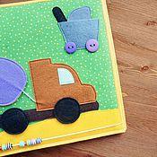 Куклы и игрушки ручной работы. Ярмарка Мастеров - ручная работа Бетономешалка. Handmade.