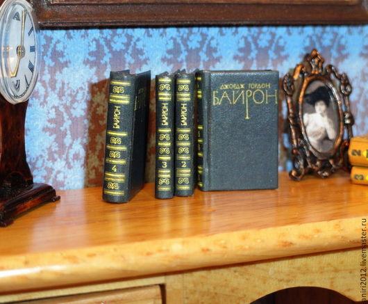Лорд Байрон, 4 тома