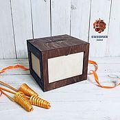 handmade. Livemaster - original item Piggy Bank-photobox!). Handmade.