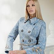 """Одежда ручной работы. Ярмарка Мастеров - ручная работа """" Bleu"""". Handmade."""