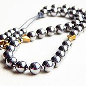 Фен-шуй и эзотерика handmade. Livemaster - original item Hematite rosary with