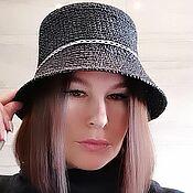 handmade. Livemaster - original item hat. Handmade.