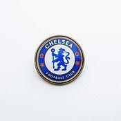Украшения handmade. Livemaster - original item The icon of Chelsea football club. Handmade.