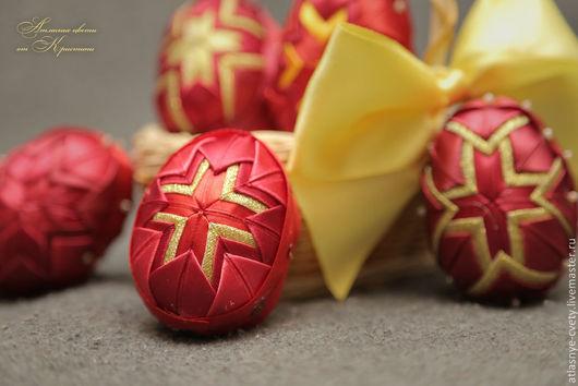 Подарки на Пасху ручной работы. Ярмарка Мастеров - ручная работа. Купить Пасхальное яйцо. Handmade. Пасха, пасхальные подарки