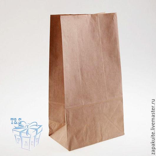 Упаковка ручной работы. Ярмарка Мастеров - ручная работа. Купить Бумажный пакет 19х10х7, крафт пакет,  упаковка москва, купить пакеты. Handmade.