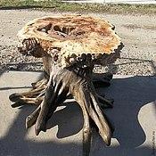 Для дома и интерьера ручной работы. Ярмарка Мастеров - ручная работа столик-кап -тополь №3. Handmade.