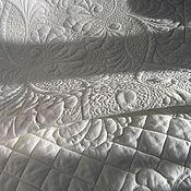 """Для дома и интерьера ручной работы. Ярмарка Мастеров - ручная работа Покрывало """"White Pearls"""". Handmade."""